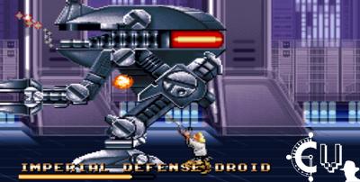 """El primo lejano de """"ED-209"""" de Robocop..."""