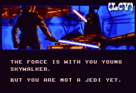 Para ser un Jedi de verdad... falta terminar Super Return of the Jedi... coming soon!