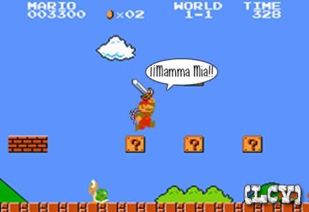 El Mario que las nuevas generaciones quisieran...