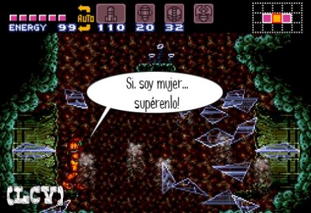 Super Metroid. Uno de los mejores juegos. PUNTO.