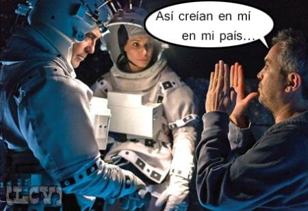 Alfonso Cuarón tenía un mal presentimiento...