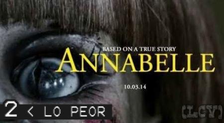 Según yo, Anabel (Ferreira) tenía más potencial que toda esta película.