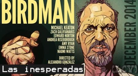 Batman presenta, a Michael Keaton en un filme del teatro que nunca hizo.