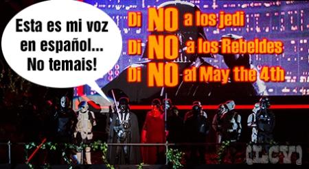 Pocas cosas son más horribles que oír Star Wars en español